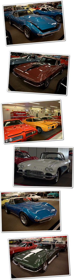 Rick Treworgy S Muscle Car City Florida Car Museum Featuring