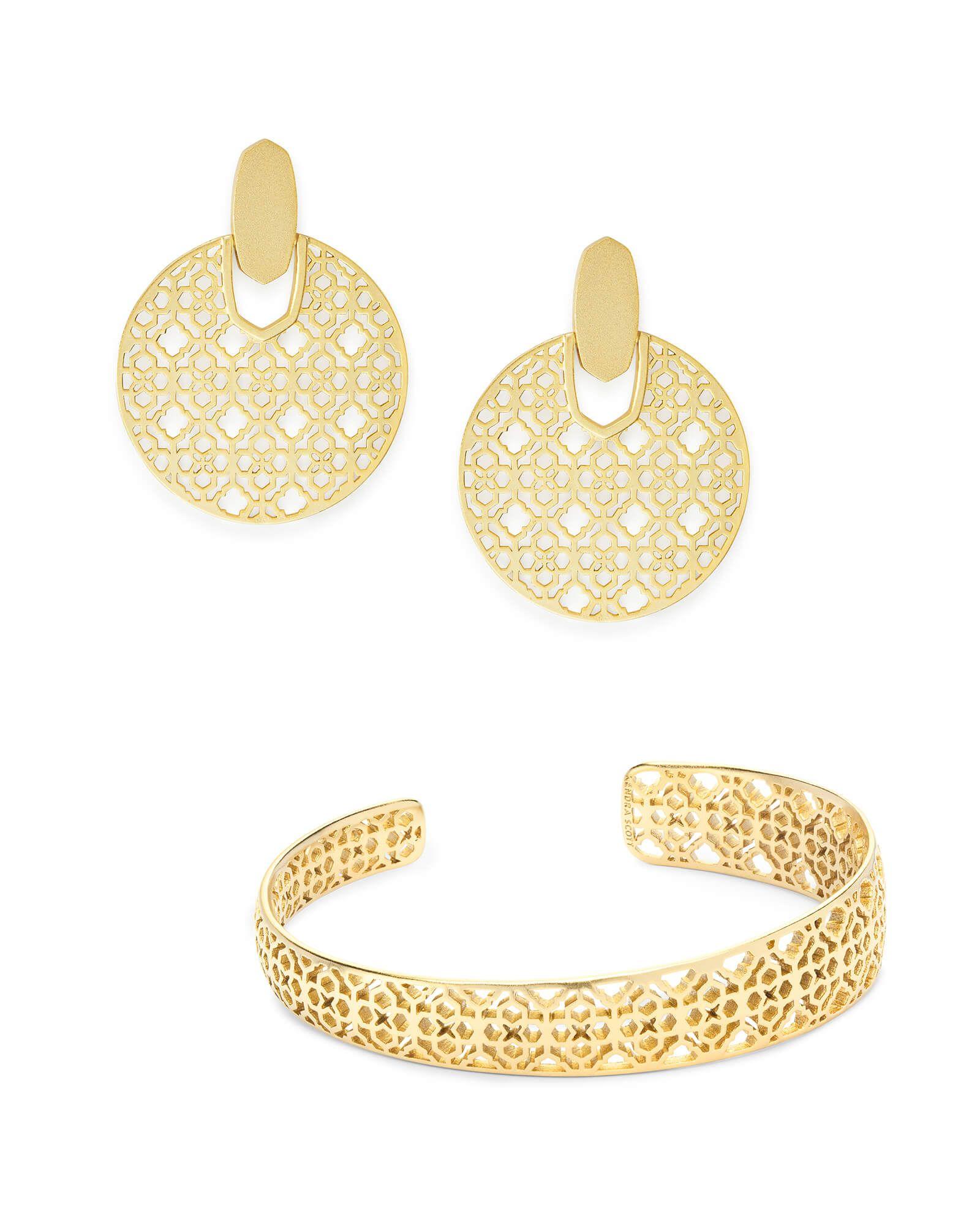 d994b225a6d2b Save $17 when you buy both the Kendra Scott Uma Cuff Bracelet In ...