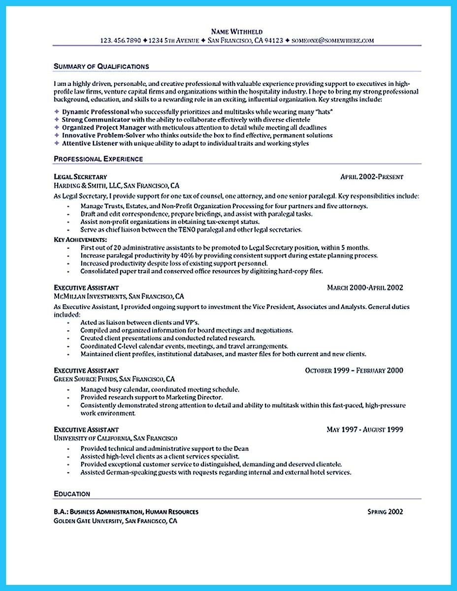 Administrative Resume Sample Cool Best Administrative Assistant Resume Sample To Get Job Soon