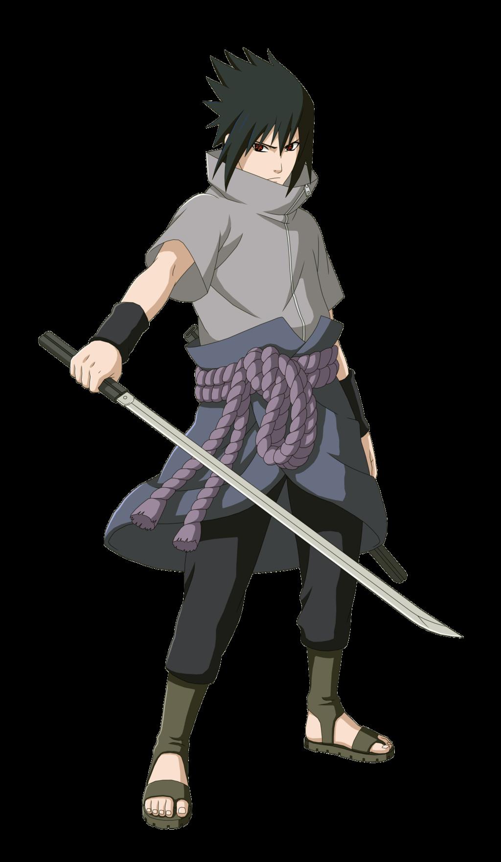 Sasuke [Eternal Mangekyou Sharingan (Full HD)] by