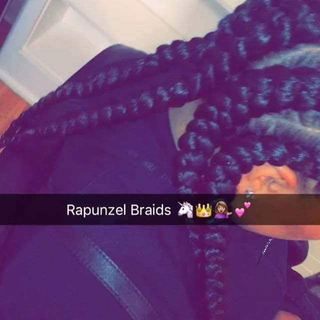 Top 100 natural hairstyles photos Rapunzel Braids 🦄👑💁🏽💇🏽💕 Black Friday Specials EVERY FRIDAY for the month of November. #GerricaOshay #StylesbyGerrica #GerriOshayOnTheSlay #PrettyandNeat #ChicagoHairStylist #NaturalHair #SilkPress #RapunzelBraids #FeedinBraids #Braids #BobLife #RazorCut #Ponytails #Overlays #QuickWeave #Sewin #BluntCut #MonroeCurls #PinCurls #HaloBraid #KidStyles #NaturalHairStyles Available Appointments, Book NOW‼️ See more…