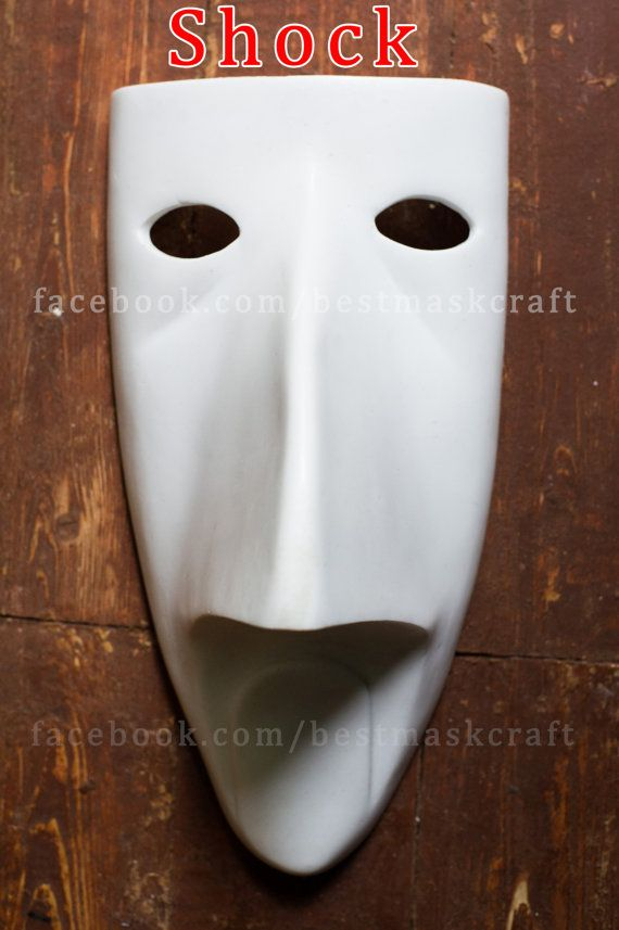 Read Info Before Order Inspired Lock Shock Barrel Masks
