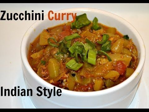 Zucchini curry indian recipe video by chawlas kitchen episode 165 zucchini curry indian recipe video by chawlas kitchen episode 165 youtube forumfinder Image collections