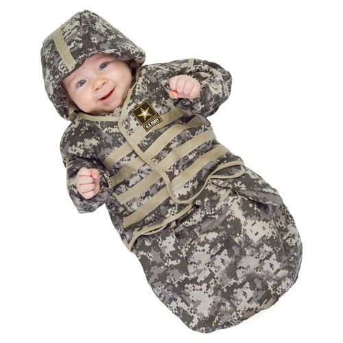 Infant Baby US Army Soldier Halloween Costume Bunting  sc 1 st  Pinterest & Infant Baby US Army Soldier Halloween Costume Bunting | For the ...