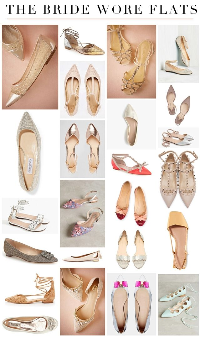 The Bride Wore Flats Shoes You Can Wear Again After The Wedding