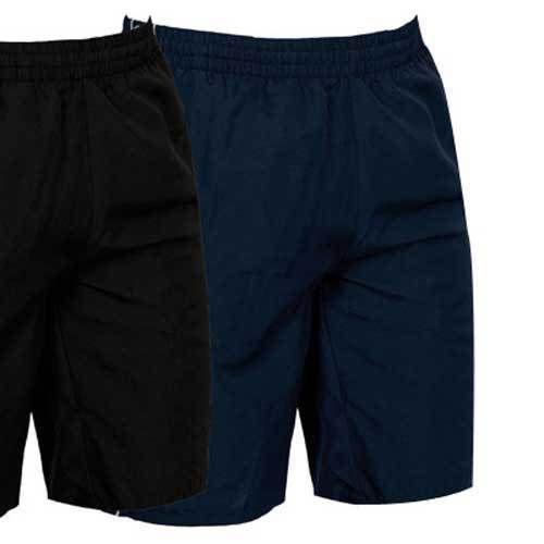 Kurze Sporthose Shorts Adidas Schwarz weiß Gr. 152 mit Streifen