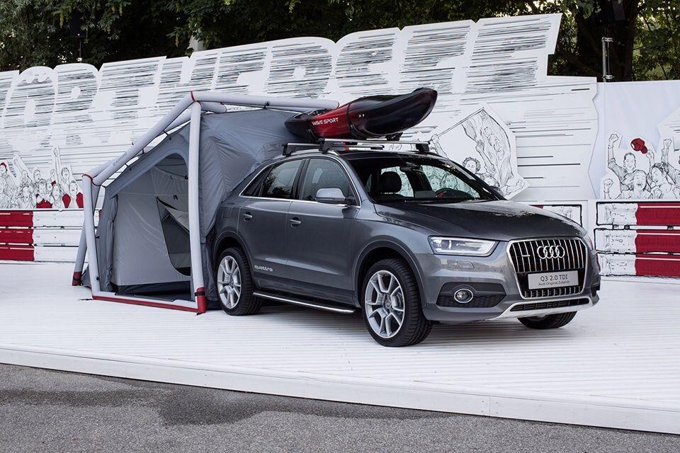 Acampamento+Audi+Q3