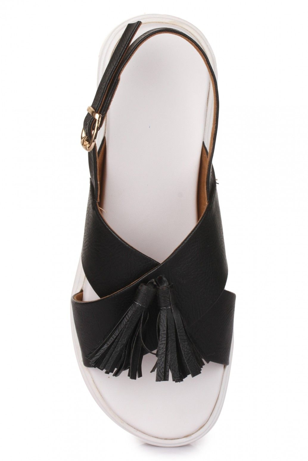 444946aae99b Buy Garg Women Black Flats (Black) at low prices in India only on Winsant