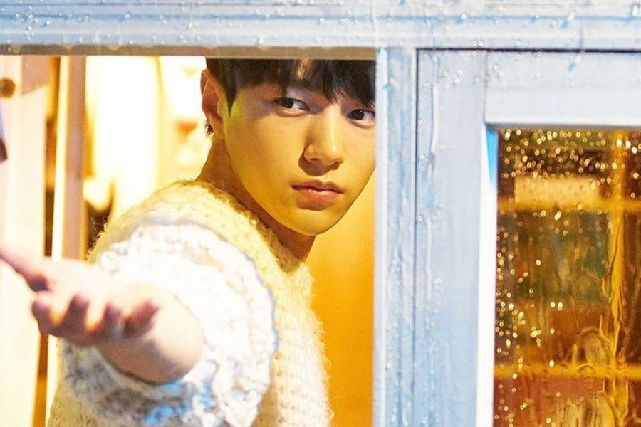 """INFINITE's L Becomes Lost In Thought On A Rainy Day In """"Meow The Secret Boy"""""""