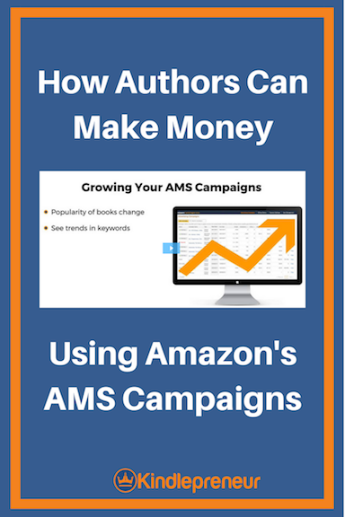 Book Advertising – Free AMS Advertisement Course for Authors