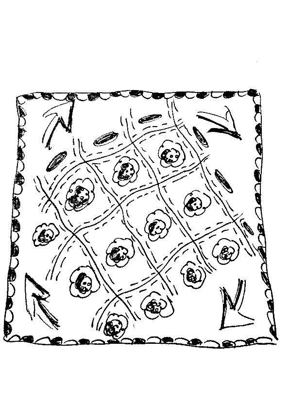 zentangle muster blume zentangle und zendoodles pinterest - Zentangle Muster