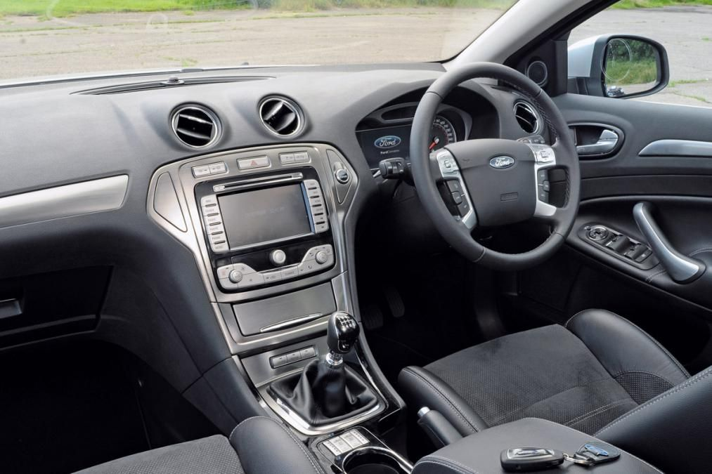 Ford Mondeo Estate 2006 2014 Pictures Ford Mondeo Ford Ford City