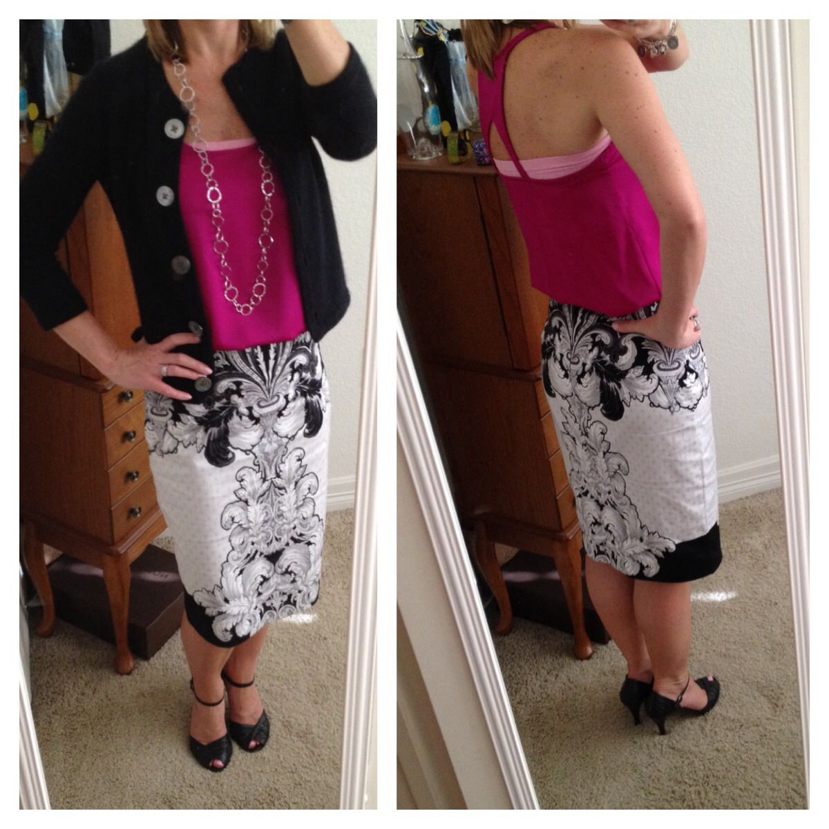 Work outfit