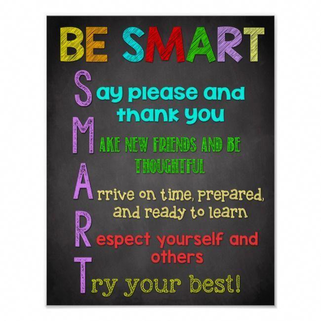 Classroom Decor Classroom Quotes Inspirational Poster