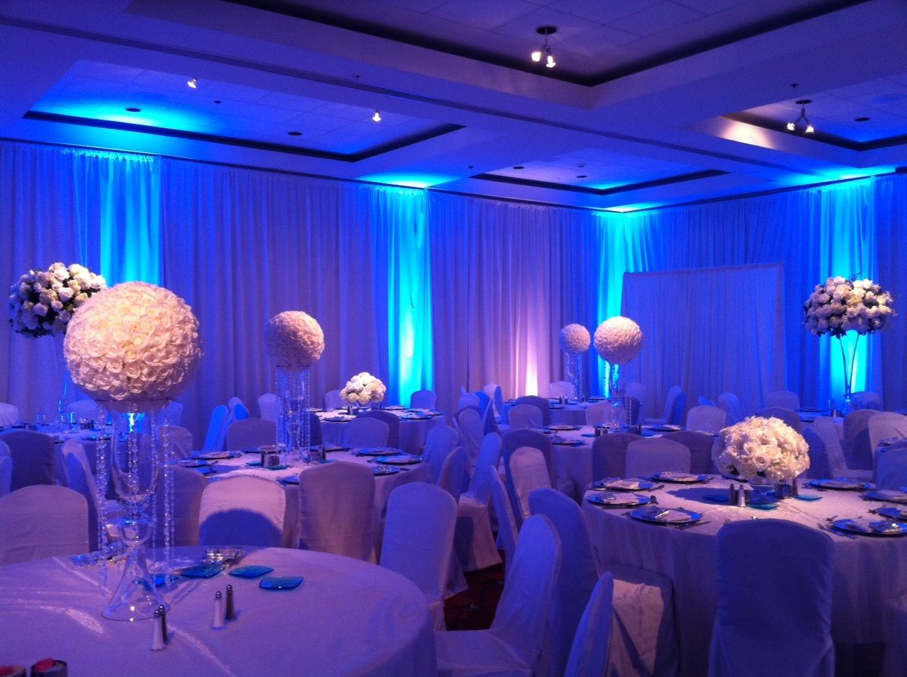 Led Up Lighting By Event Dynamics In Pasadena Md Http Eventdynamics Net Wedding Reception