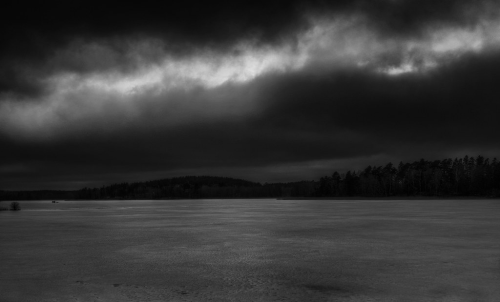 Ice Of Dark Shadows Shadow Natural Landmarks Dark