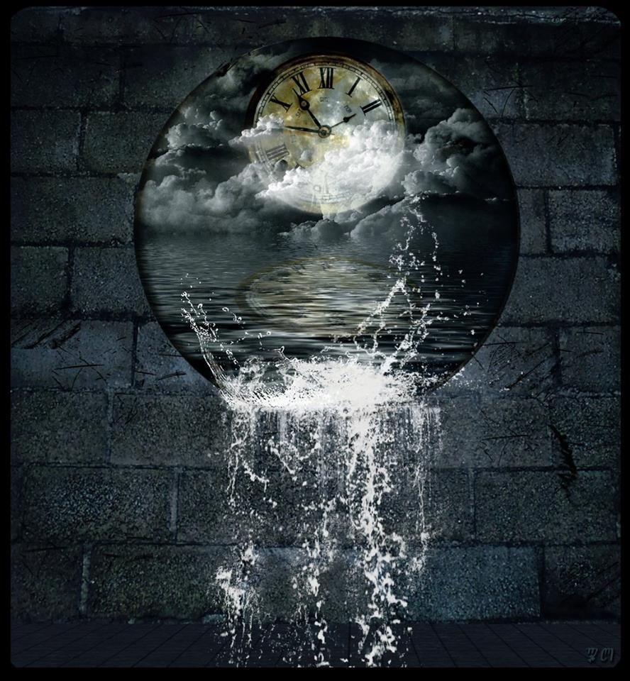 Dark Art - Time & Water