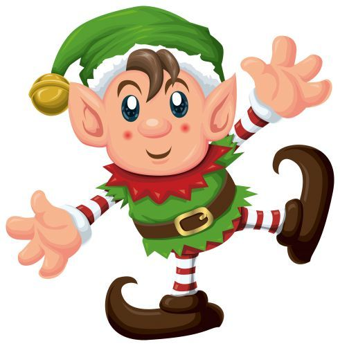 image result for christmas elf images holiday decorating rh pinterest com female christmas elves clipart christmas cartoon elves clipart