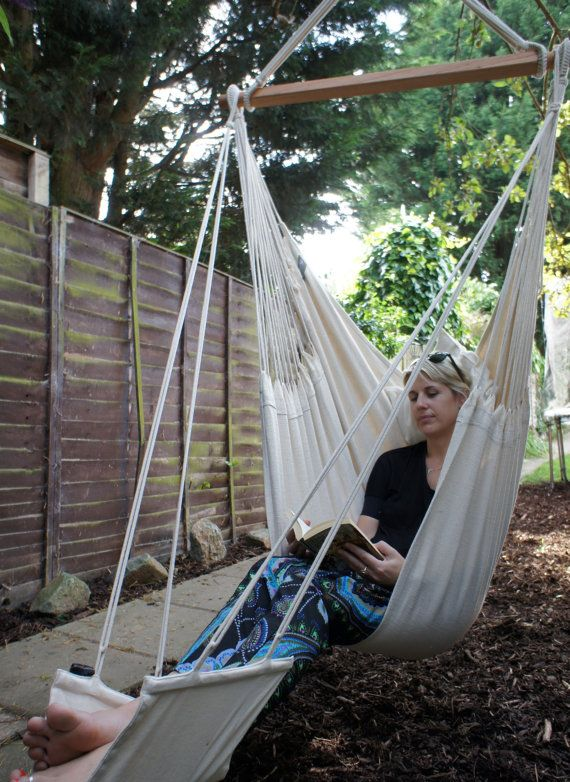 Hanging Hammock Chair with Footrest Hanging hammock