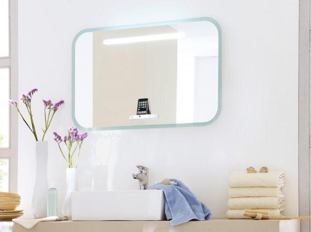 Miroir Salle De Bain Elle Decoration Home Decor Furniture Decor