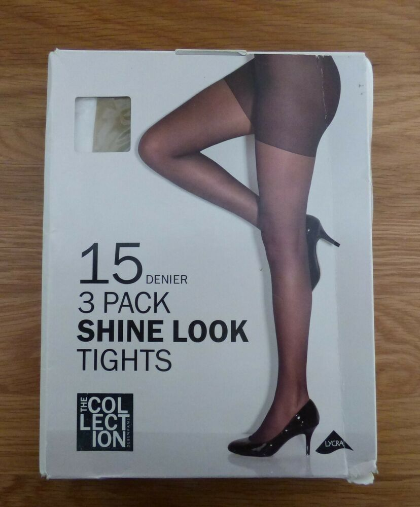 27a3af49815 Debenhams Collection Tan Tights - 3 pairs - size large  fashion  clothing   shoes  accessories  womensclothing  hosierysocks (ebay link)