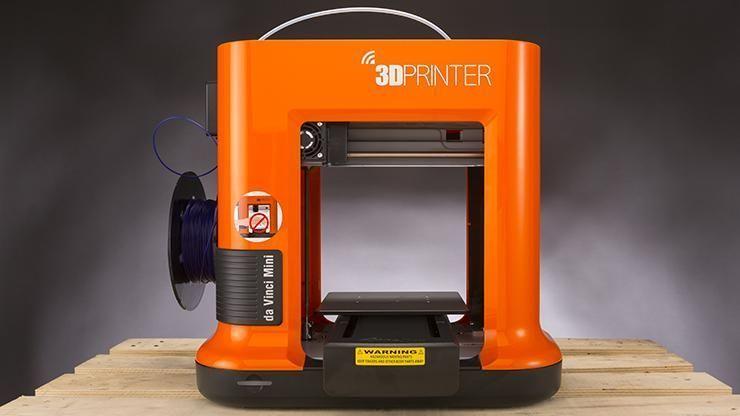 The Best 3d Printers Of 2017 January 2017 Update Xyzprinting Da