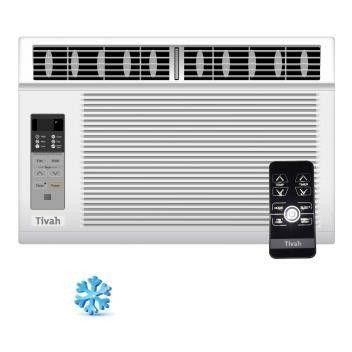 Ar Condicionado Janela Tivah Eletronico 9000 Btu H Frio 110v
