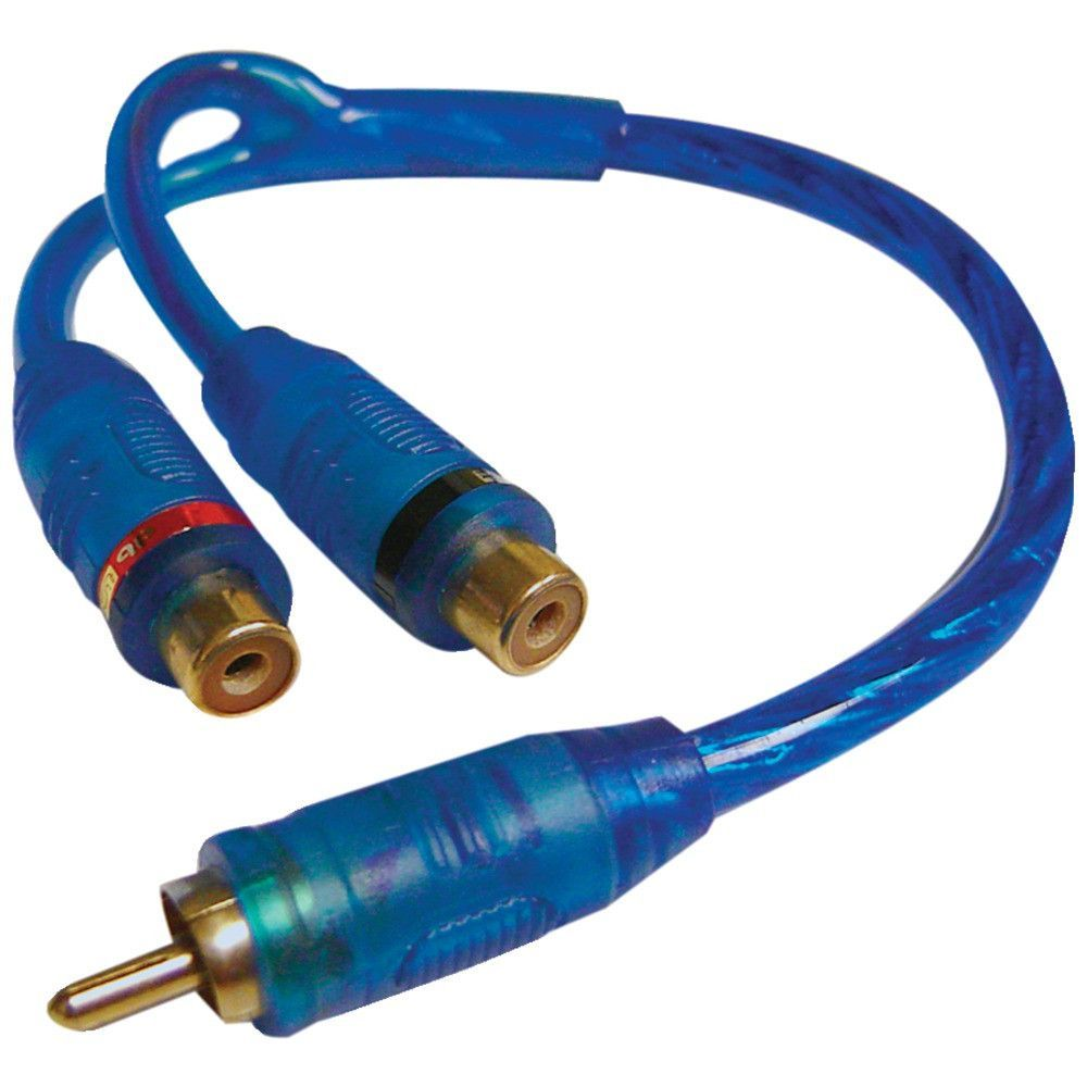 DB Research L.L.P CL20Z 20FT Double Shielded Competition Series RCA Cable
