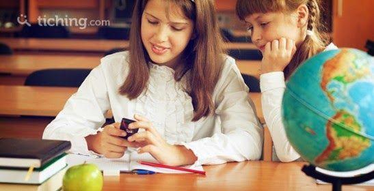 ¿Usamos el móvil en el aula?