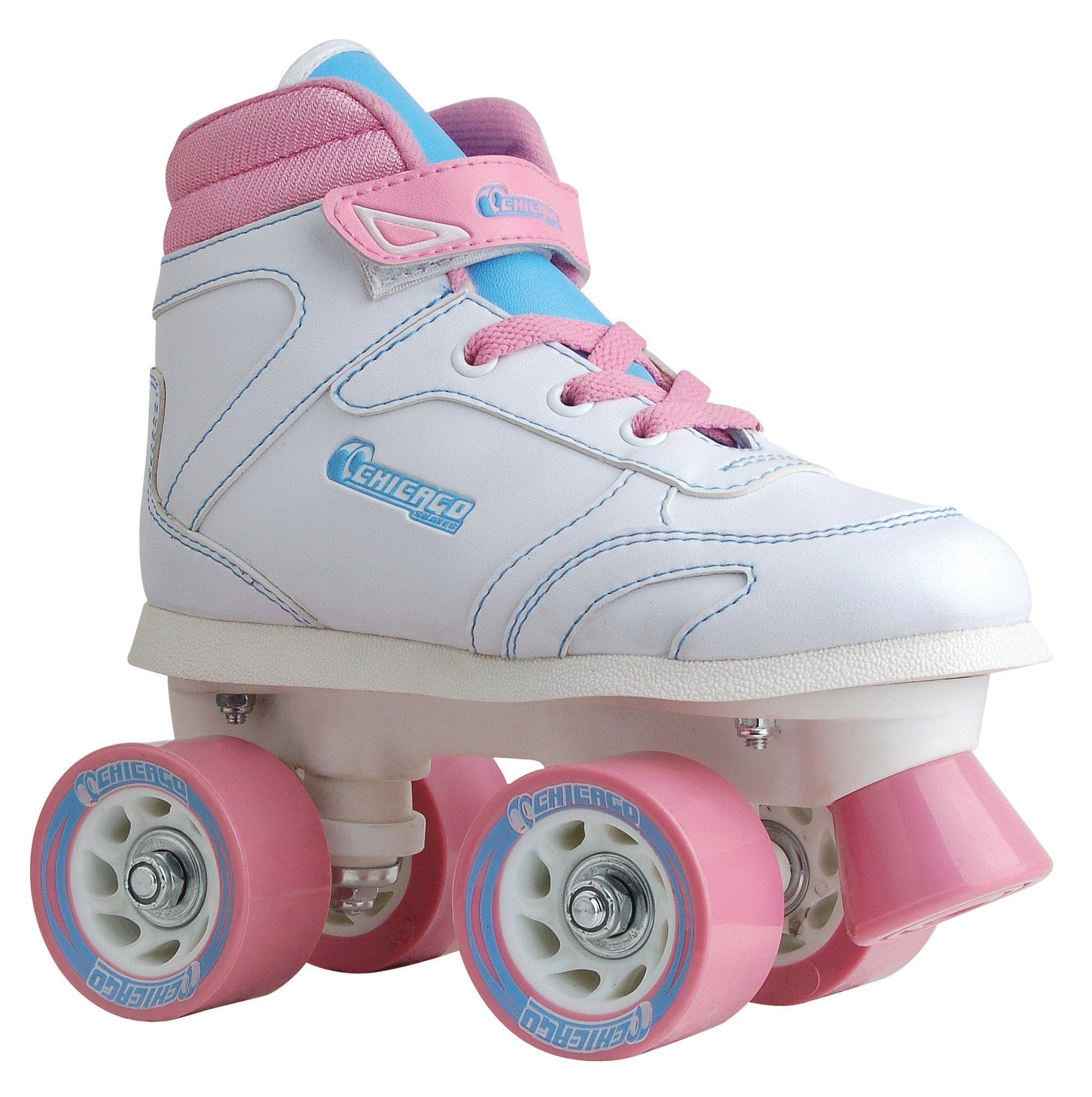 Chicago roller skates walmart - Amazon Com Chicago Girl S Sidewalk Skate Childrens Roller Skates Sports Outdoors
