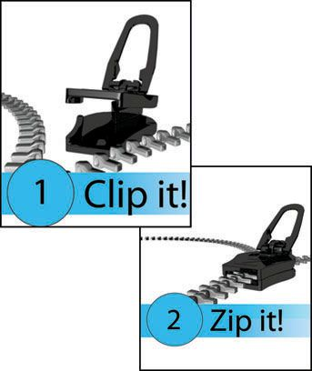 Instant Zipper™...I need these for several pairs of pants!