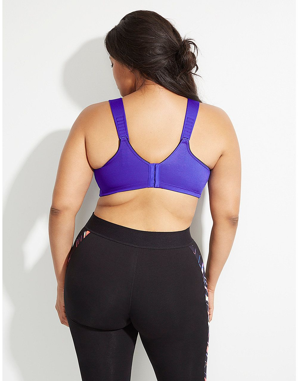 High impact sport bra by LIVI ACTIVE   Lane Bryant   clothing ideas ...