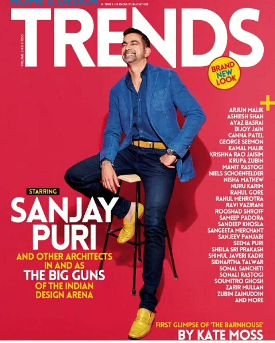 Home And Design Trends Magazine India May 2017 Issue Sanjay Puri