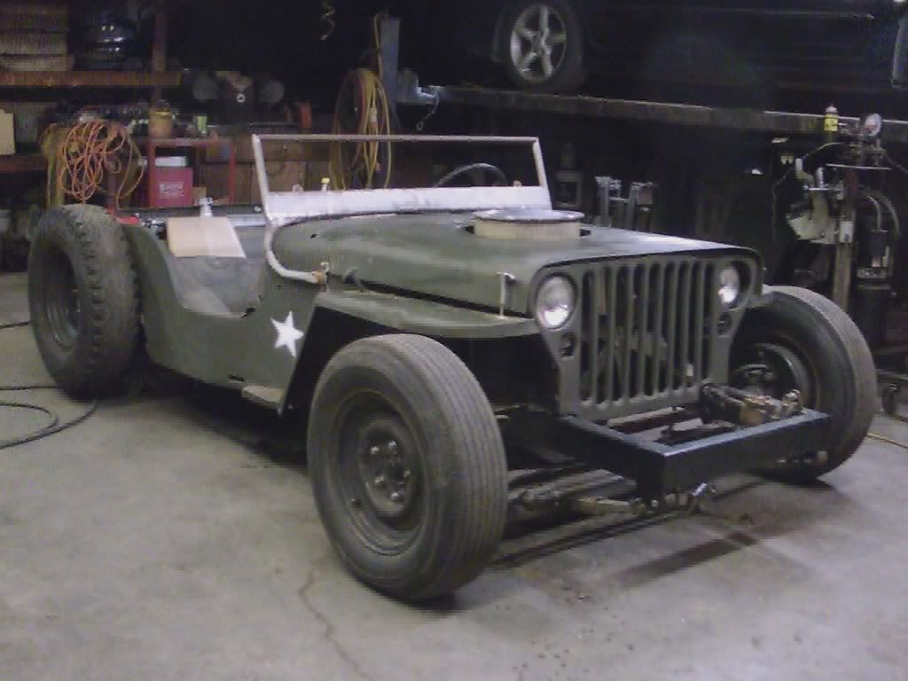 jeep rat rod project image by murray 1809 photobucket. Black Bedroom Furniture Sets. Home Design Ideas