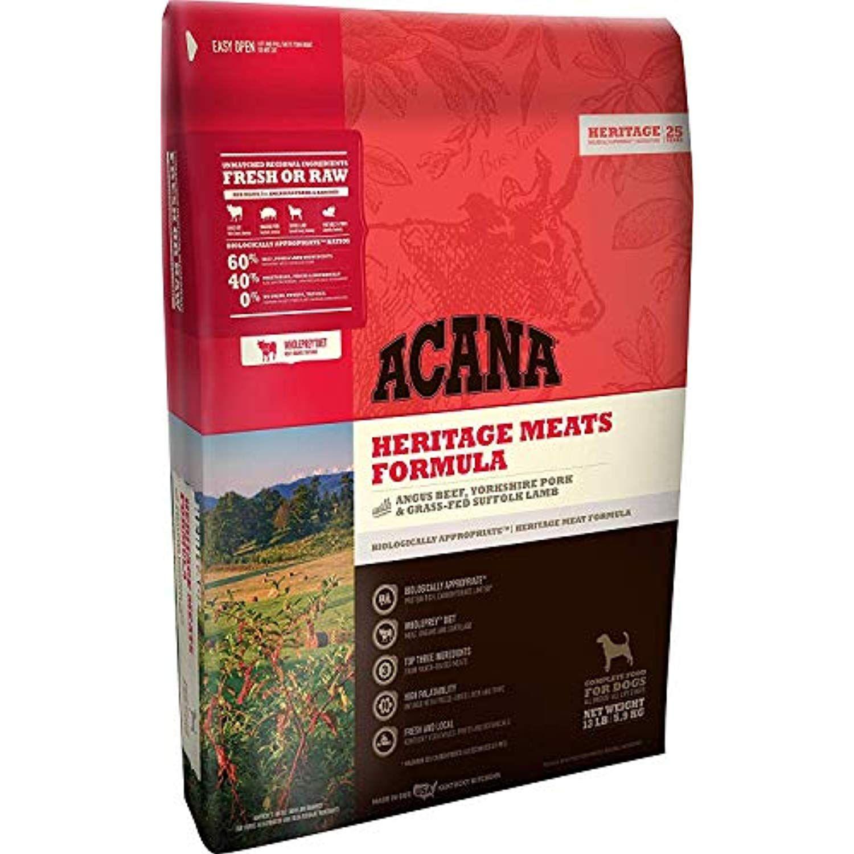 Orijen Acana Heritage Meats Dog Food 13 Lb More Info Could Be