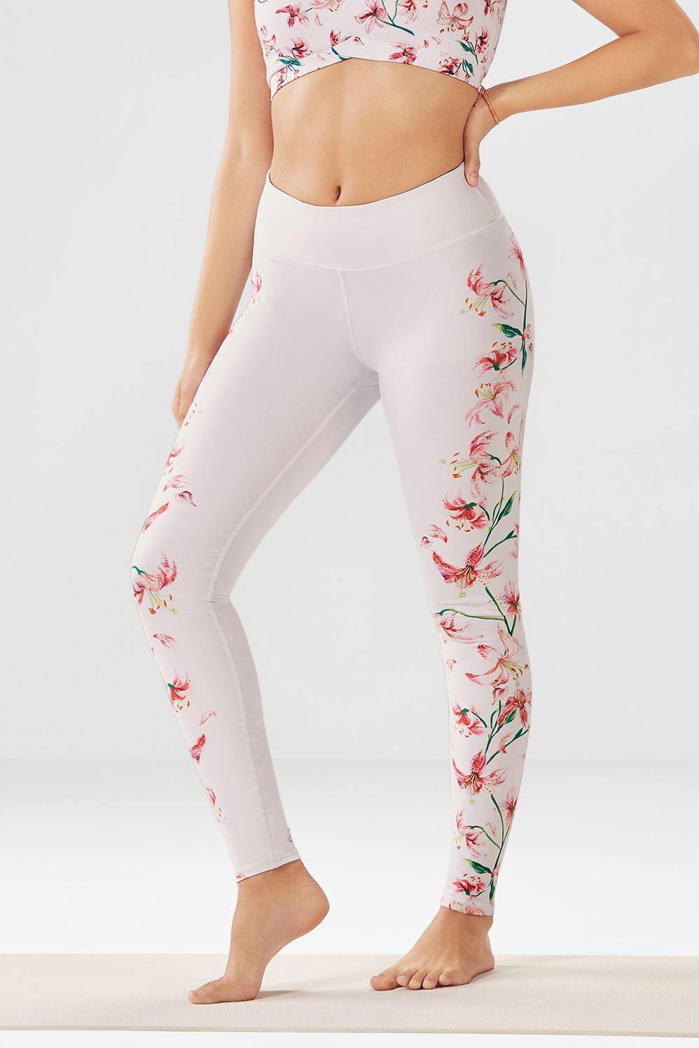 Our bestselling legging is a solid foundation for any