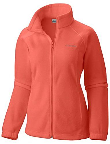 9077746ee2a Columbia Women s Benton Springs Full-Zip Fleece Jacket