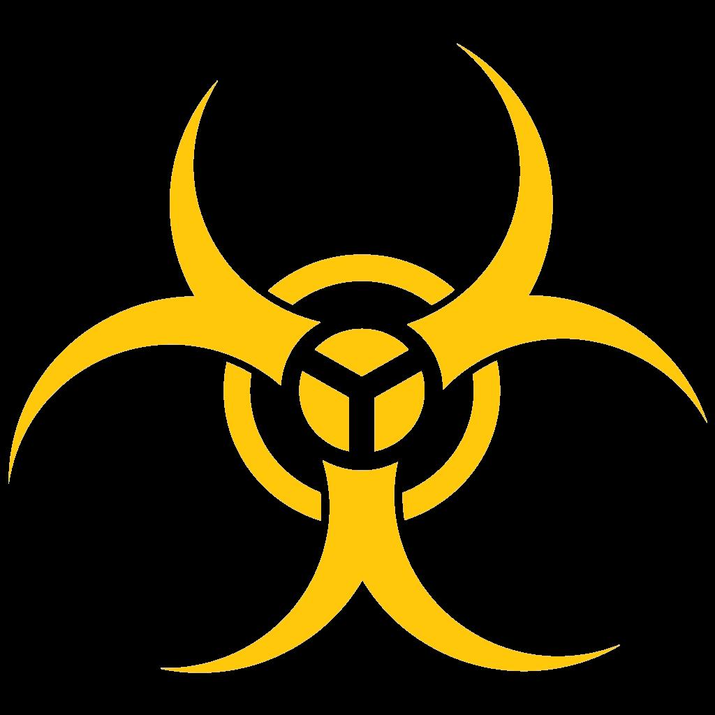 Symbol Hazard Call of duty black, Hazard, Biohazard