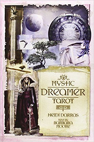 Mystic Dreamer Tarot (Book & Cards): Amazon.es: Heidi Darras, Barbara Moore: Libros en idiomas extranjeros