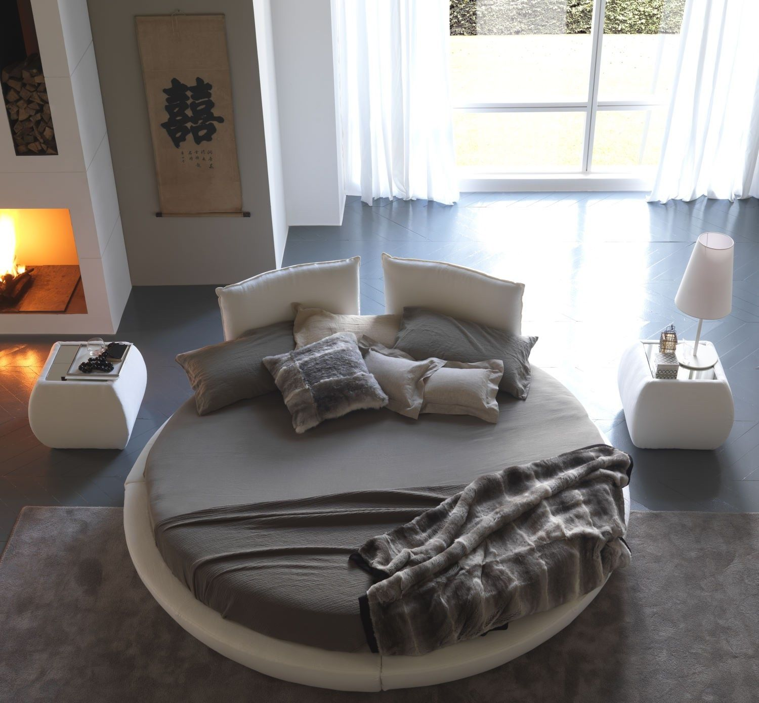 Best 25 Round Beds Ideas On Pinterest Dream Bedroom Sweet Dreams Beds And Glamorous Bedrooms