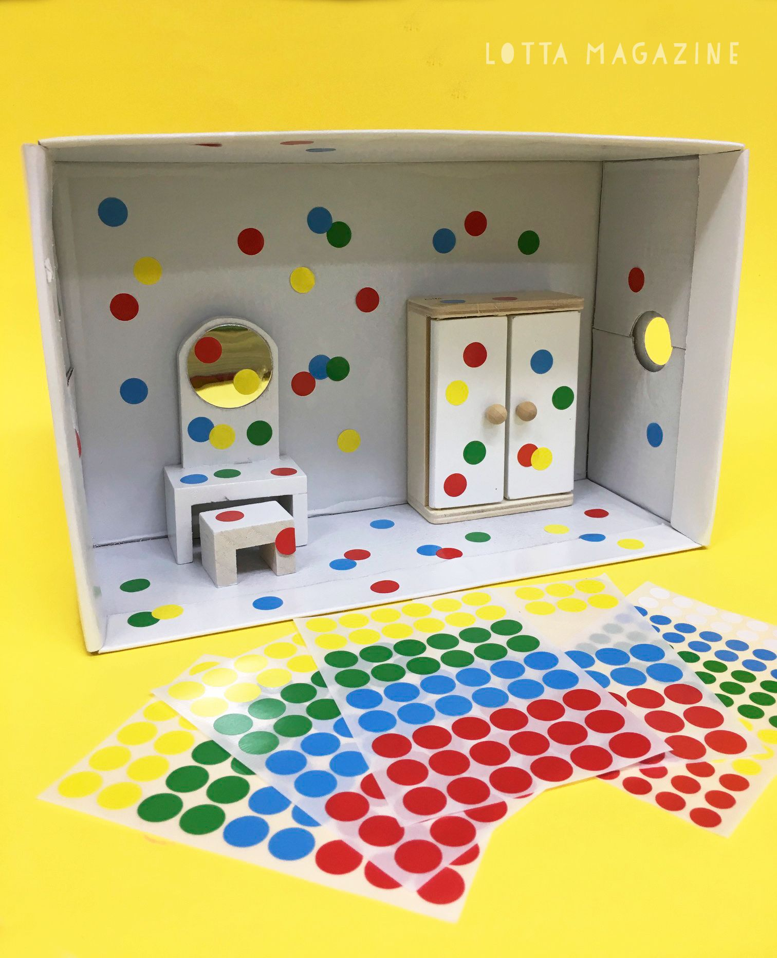 Mini Obliteration Room