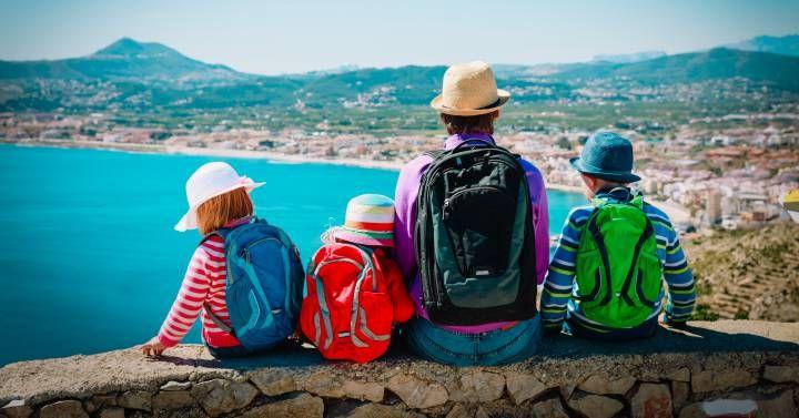 Alarga el verano: escapadas con niños para este otoño
