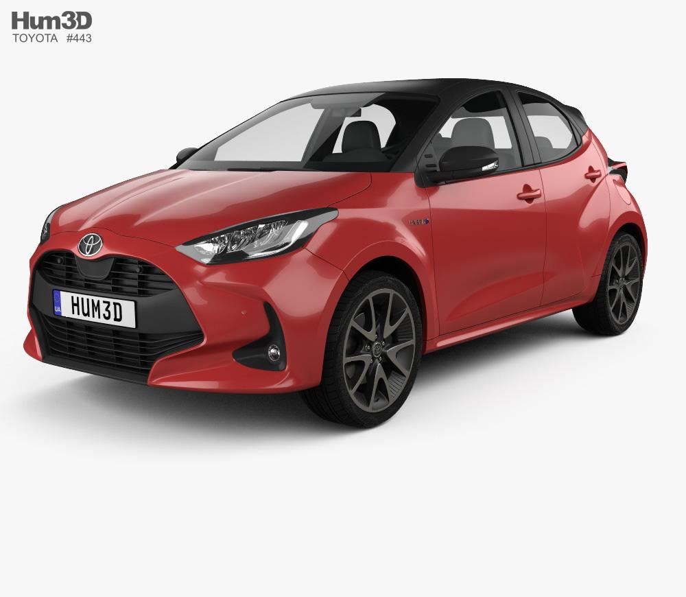 Toyota Yaris Hatchback Colors In 2020 Hatchback Yaris Toyota