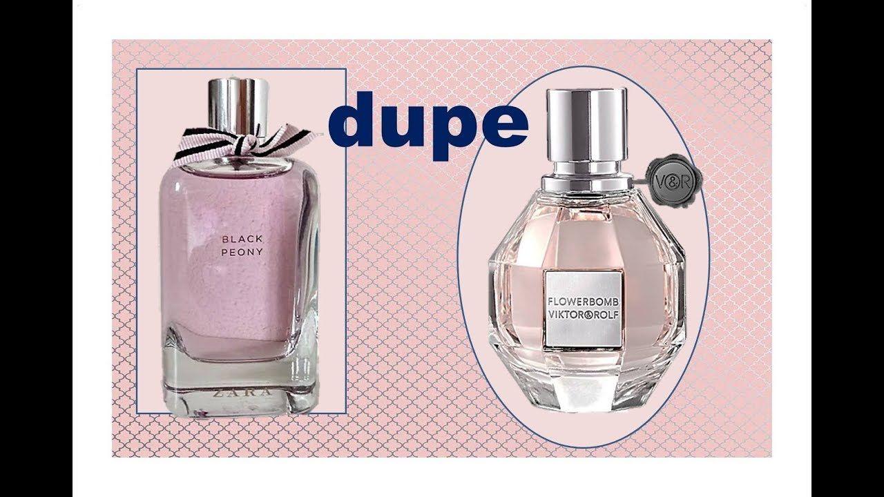 Rolf Peony Dupe Viktor Black Bomb De And Perfume Flower Zara Para qSGzpUMV