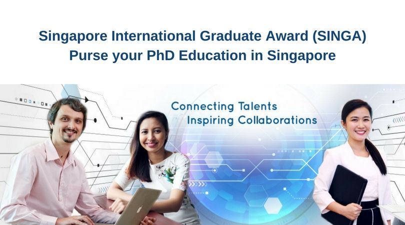 Singapore International Graduate Award Scholarships In 2020 Scholarships Nanyang Technological University National University Of Singapore
