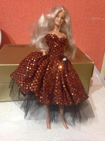 Barbie anos 90 para colecionadores
