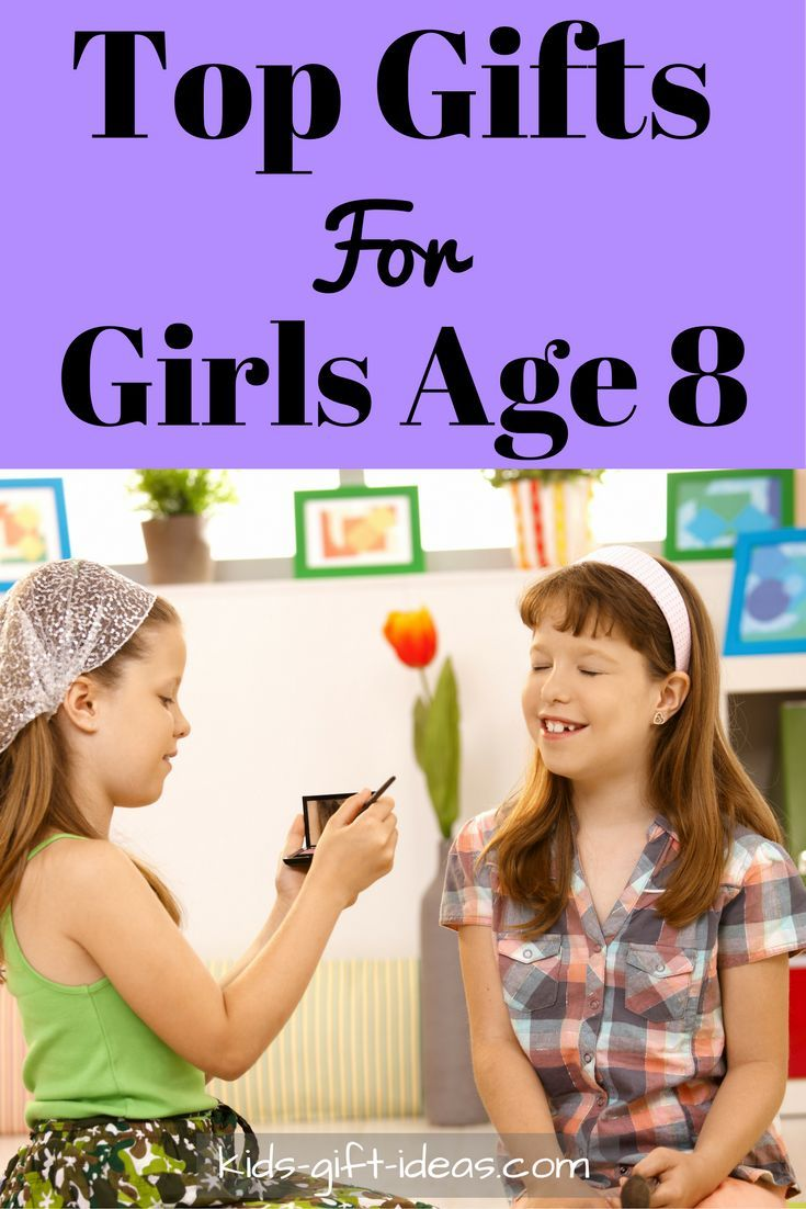 Great Gifts For 8 Year Old Girls, Christmas & Birthdays | Gift Ideas ...