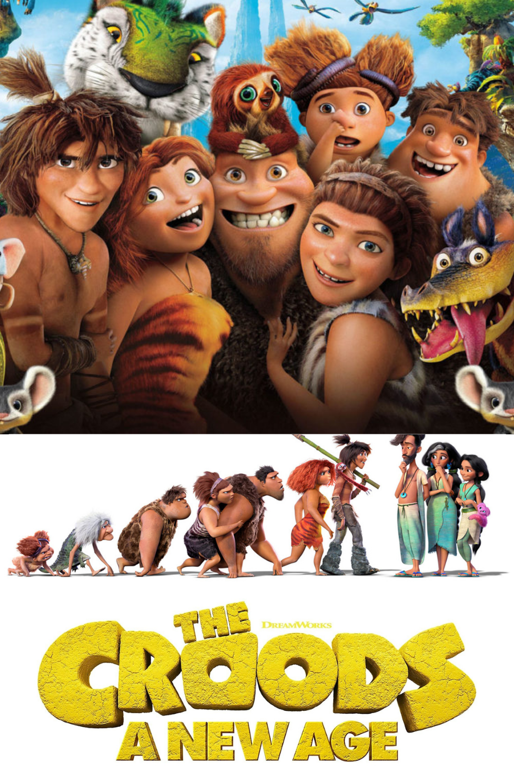 Les Croods 2 Film Complet En Francais Entier Gratuit Full Movies Online Free New Age Full Movies