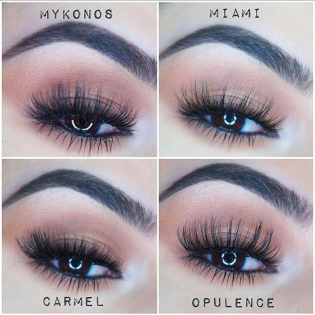 Eyelashes By Lillyghalichi Which One Is Your Favorite