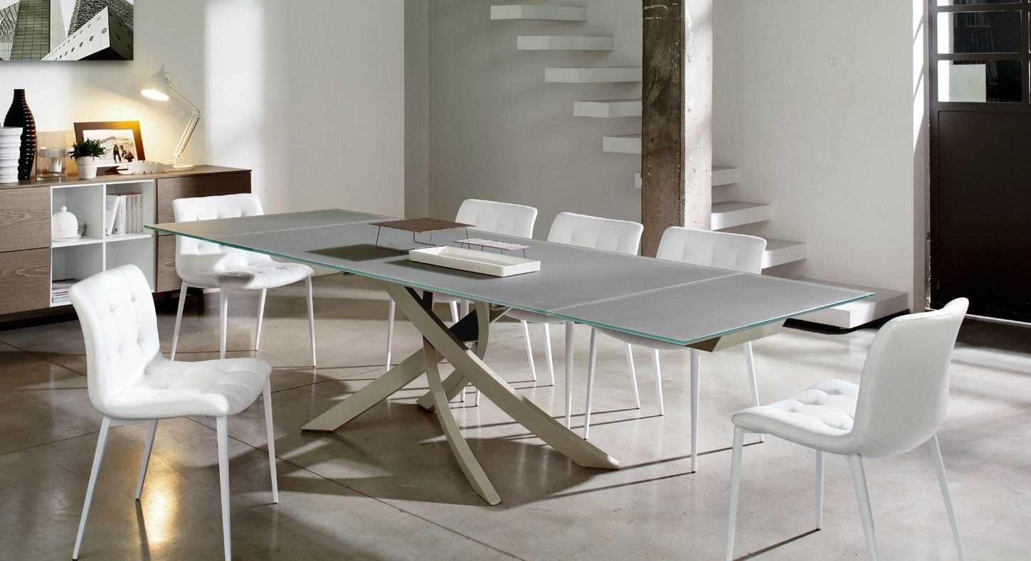 Room Modern Extension Dining Table